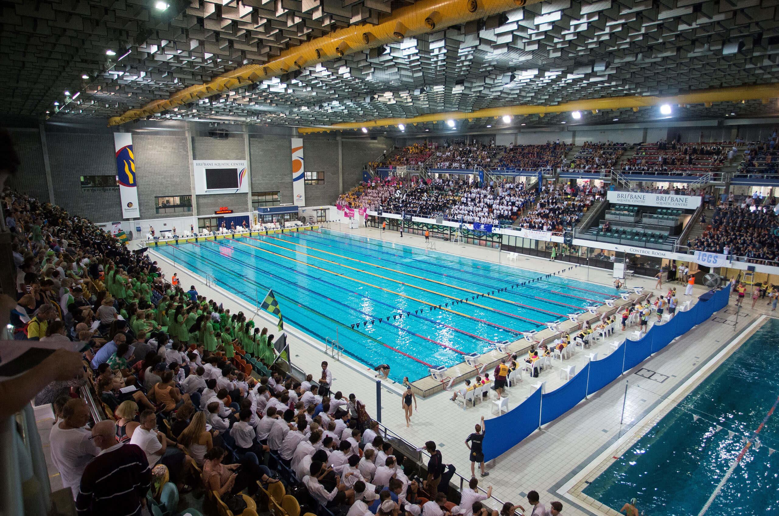 QGSSSA Swimming Event Information