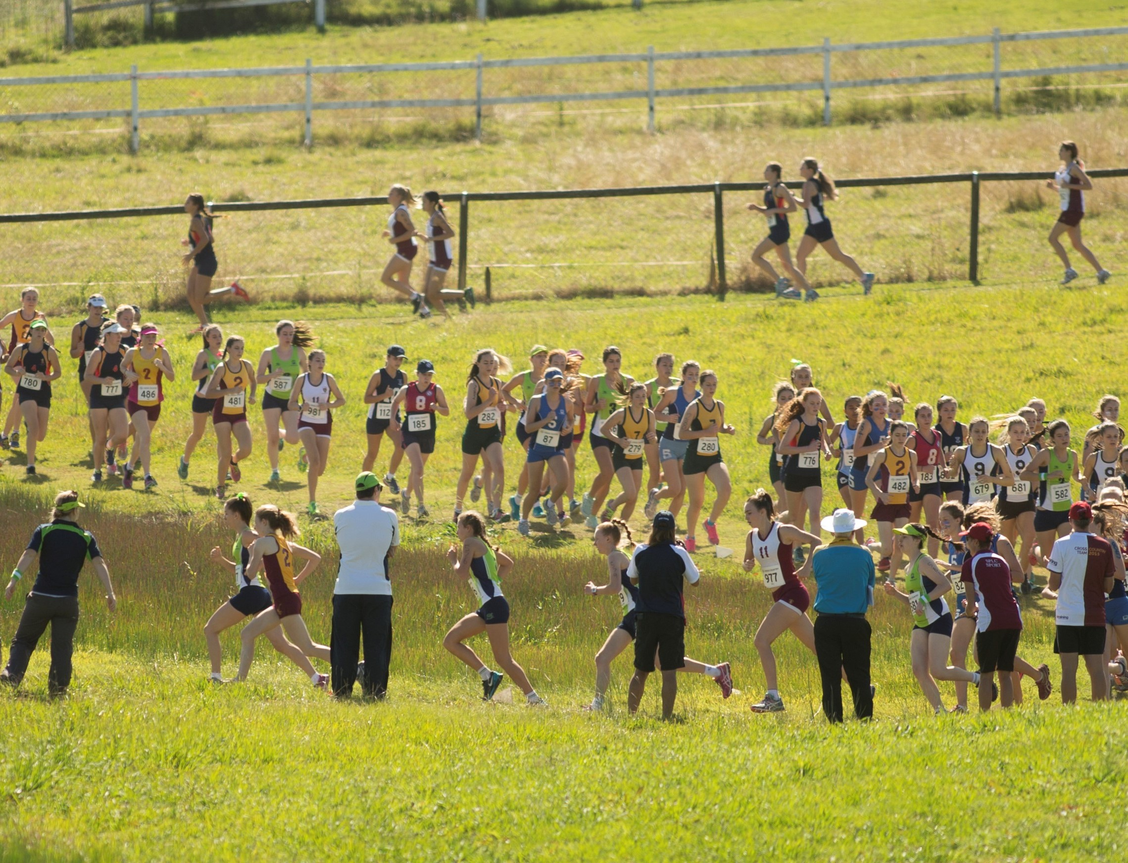 Cross Country Event Information