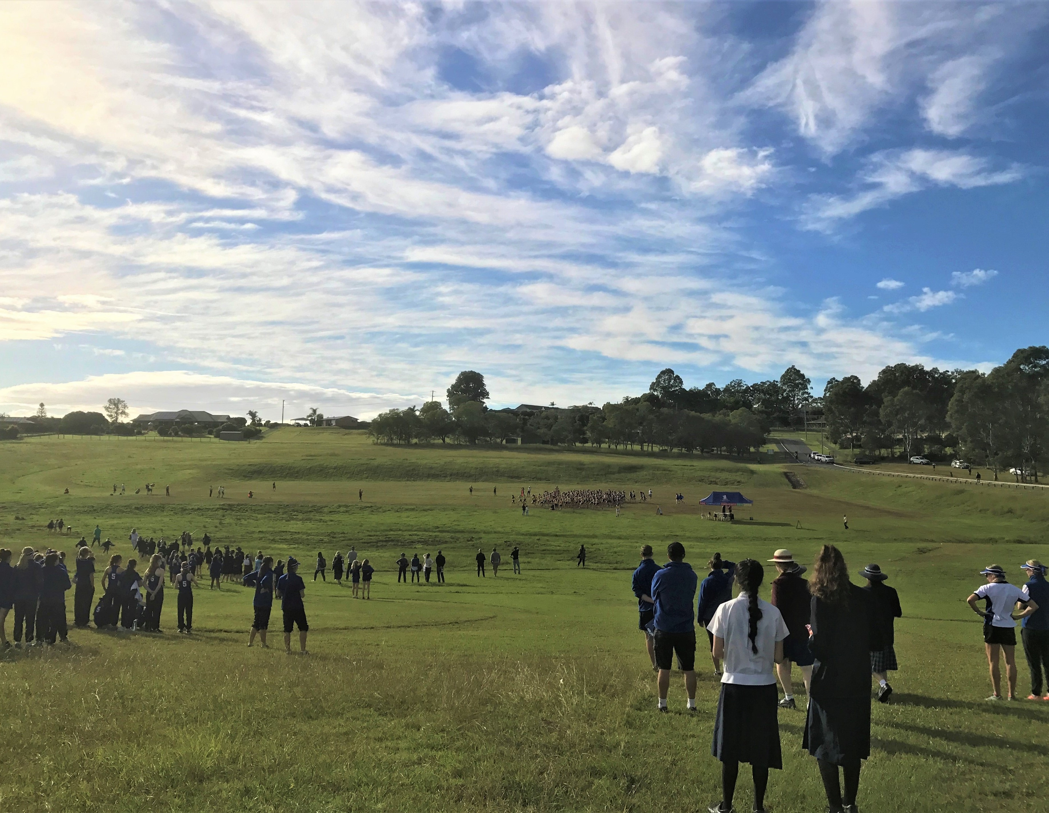 State High and St Aidan's retain Cross Country Titles