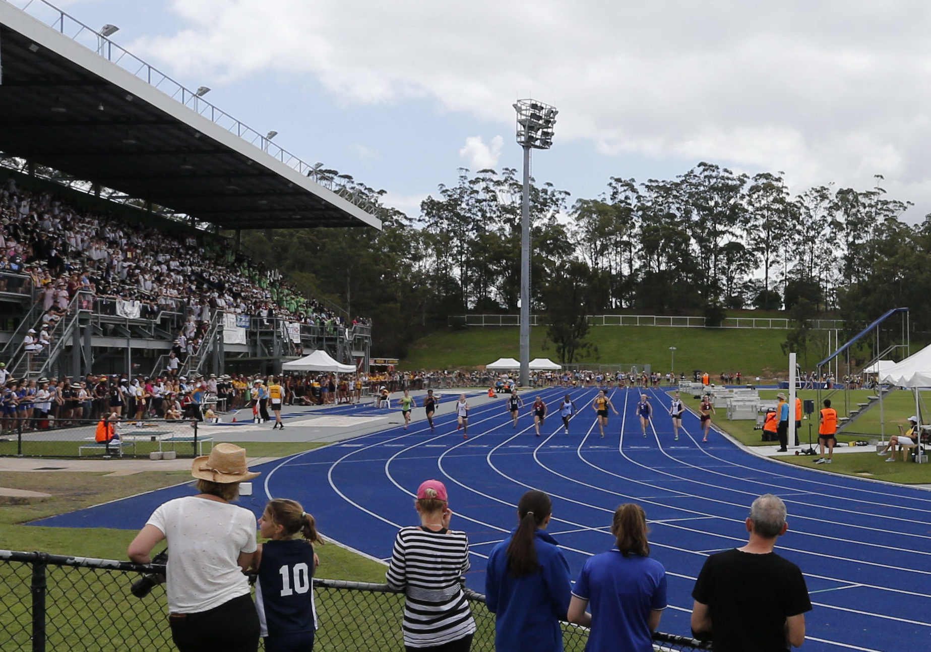 MBC, St Aidan's Win QGSSSA Athletics