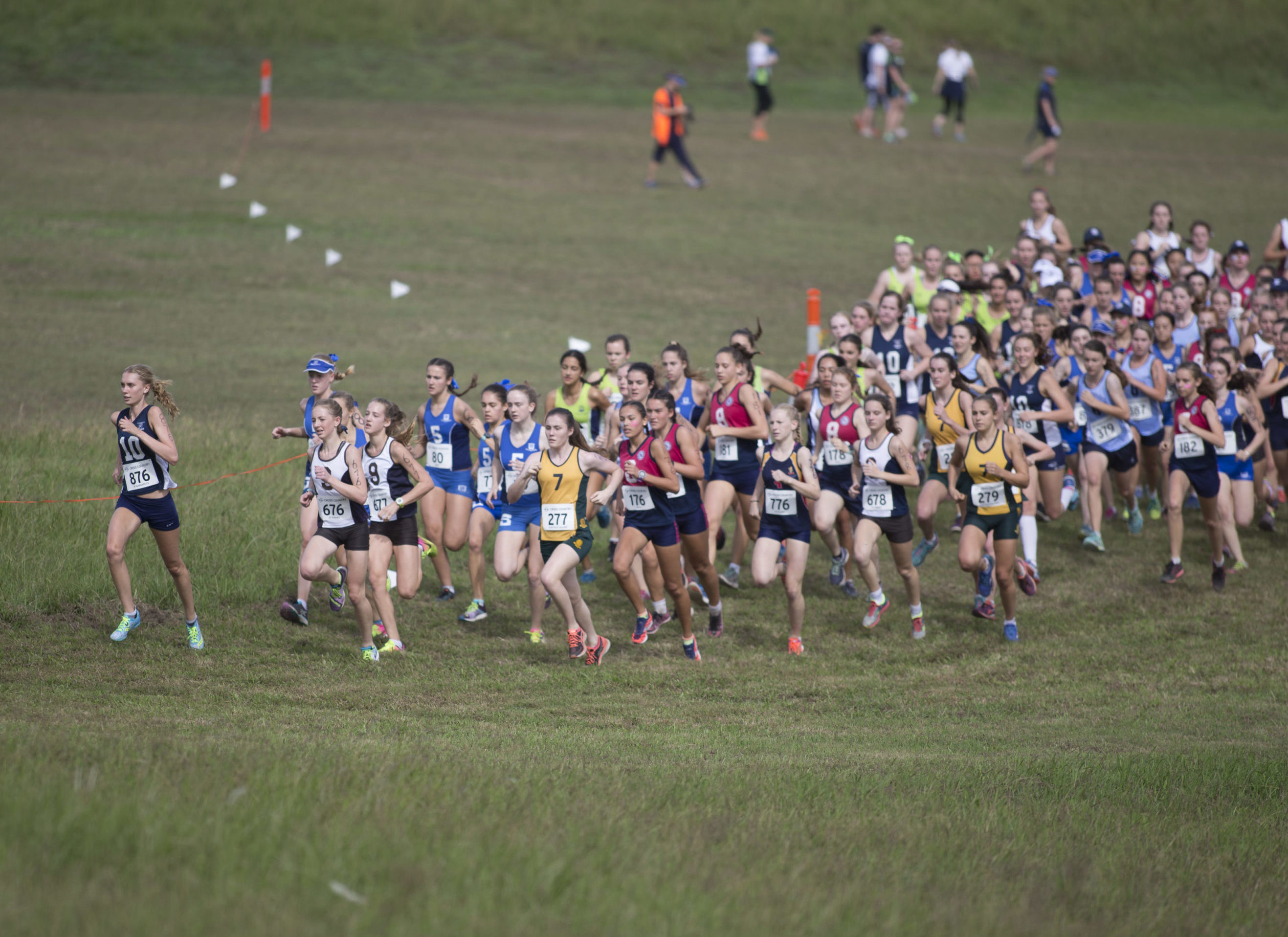 30th Annual Cross Country Summary of Results