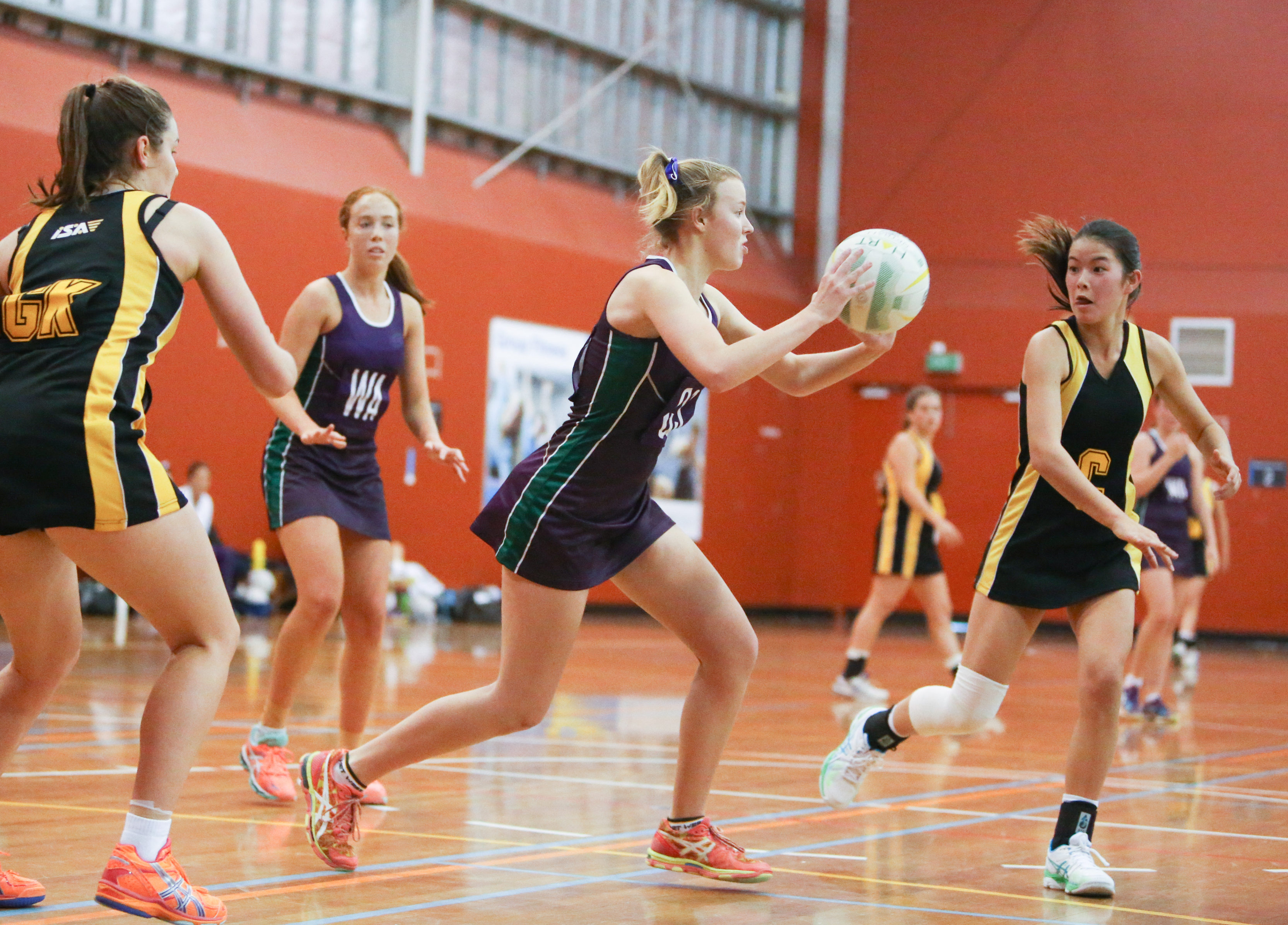 QGSSSA Representative Netball Team Announced