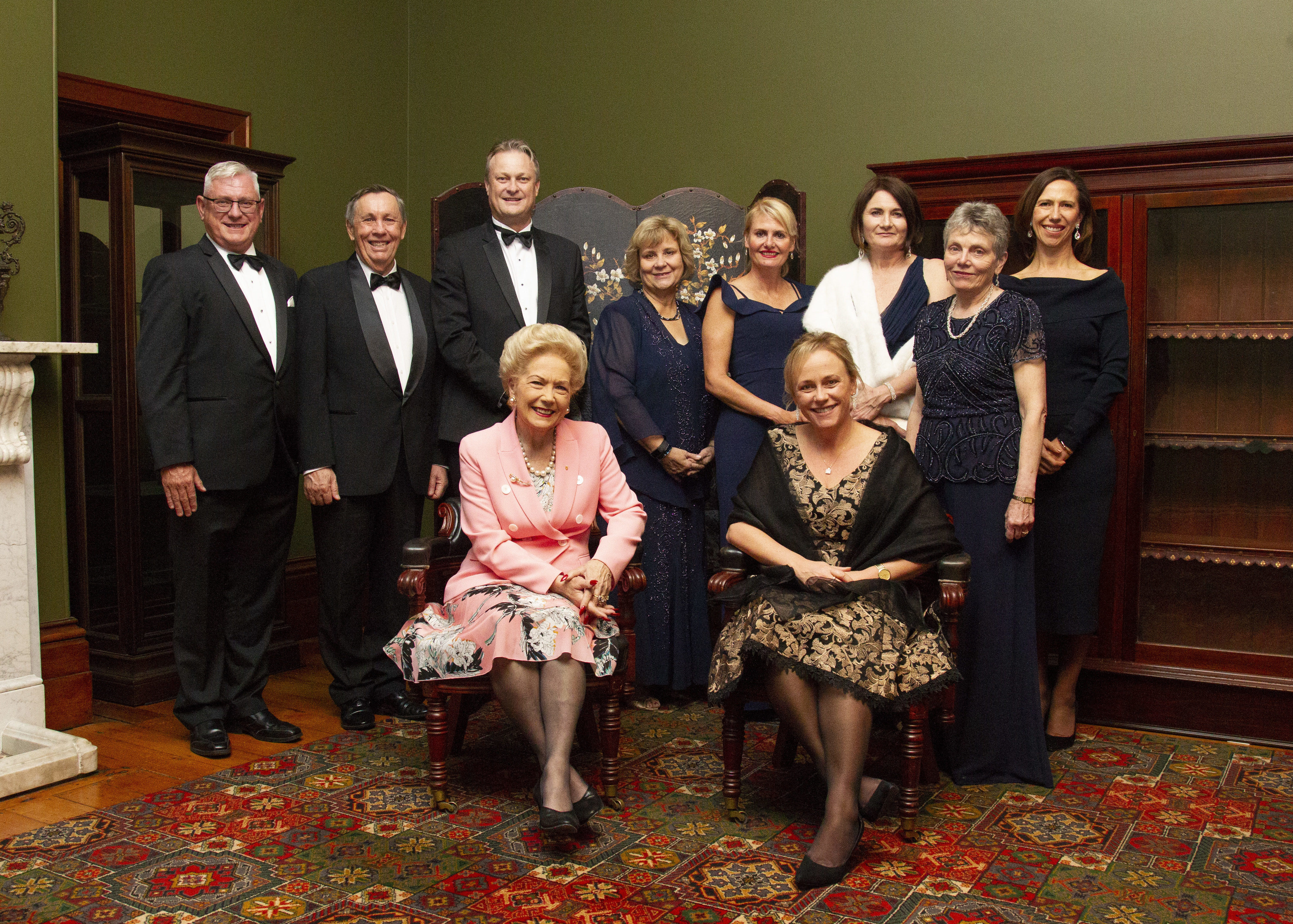 Gala Dinner Continues 110 Years Celebrations